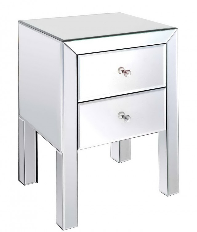 Mirror Bedside Table Australia
