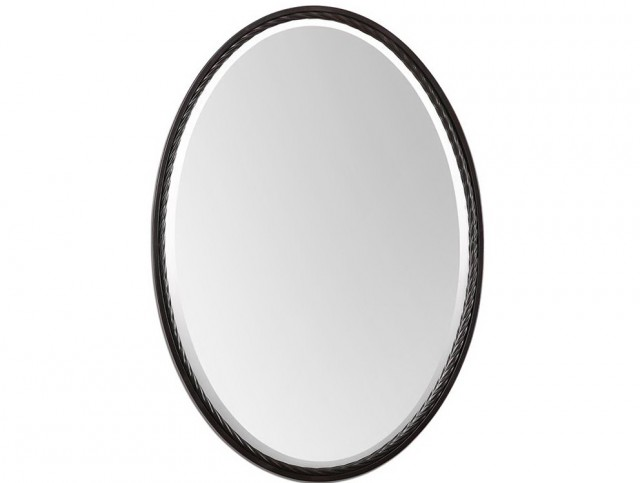 Oil Rubbed Bronze Mirror Trim
