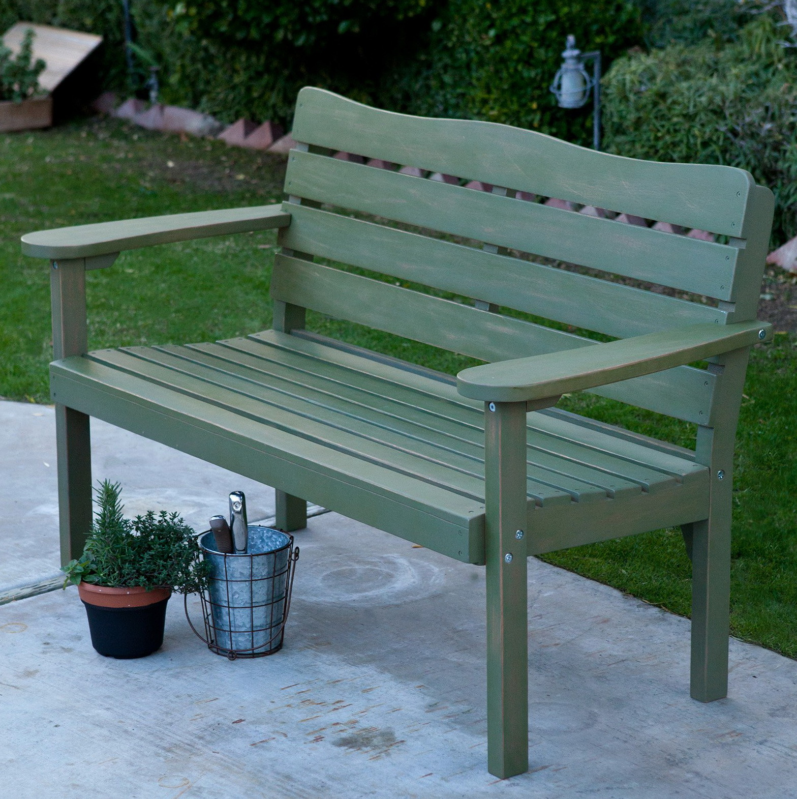 Outdoor Wooden Benches Cape Town