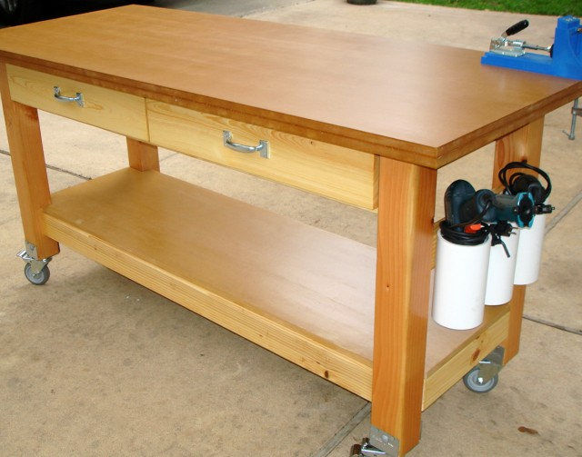Rolling Work Benches