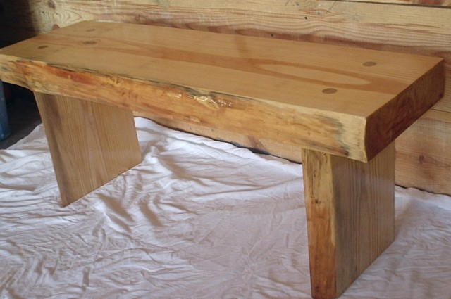 Rustic Wood Benches For Sale