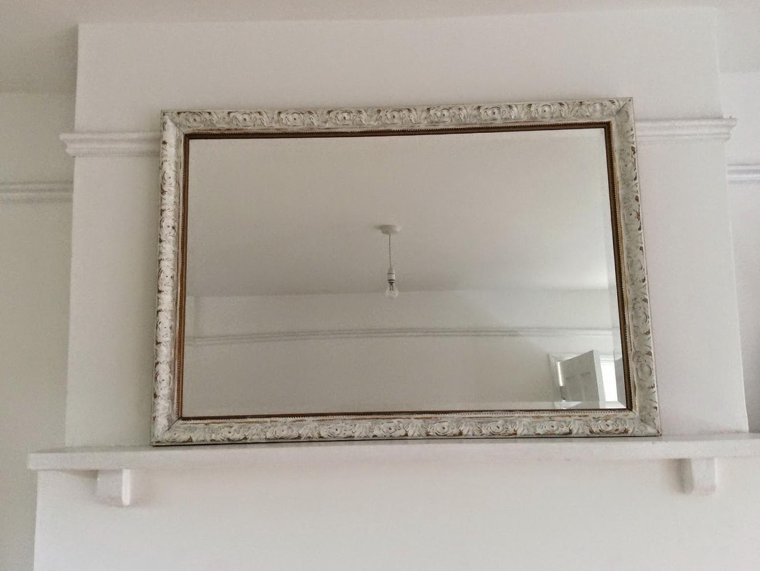 Shabby Chic Mirrors Gold