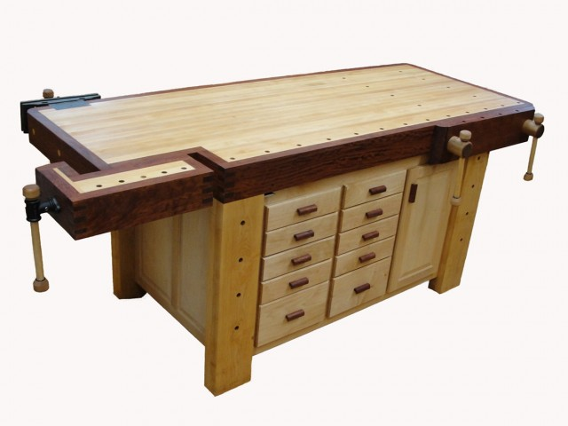 Shop Workbench Ideas