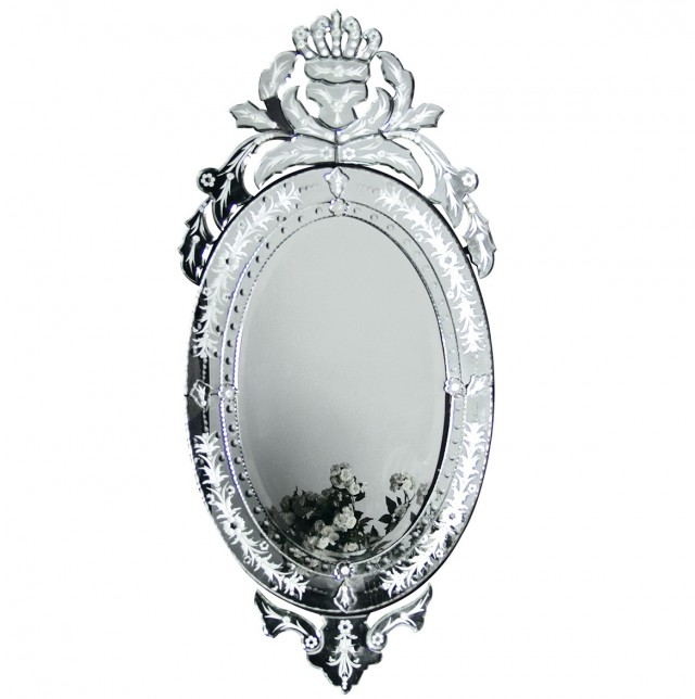 Small Venetian Wall Mirrors