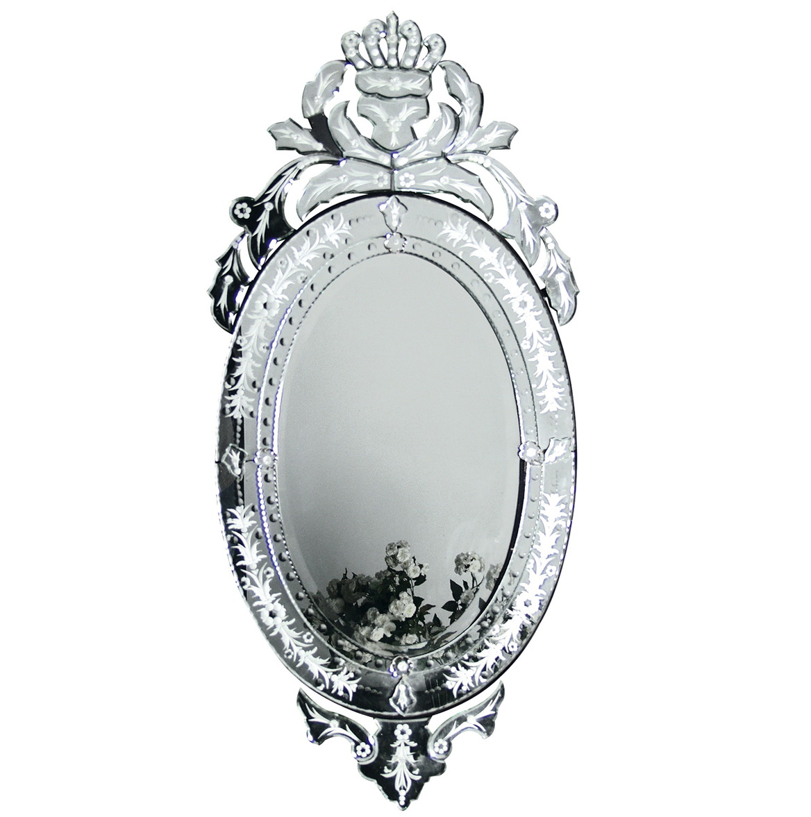 Small Venetian Wall Mirrors