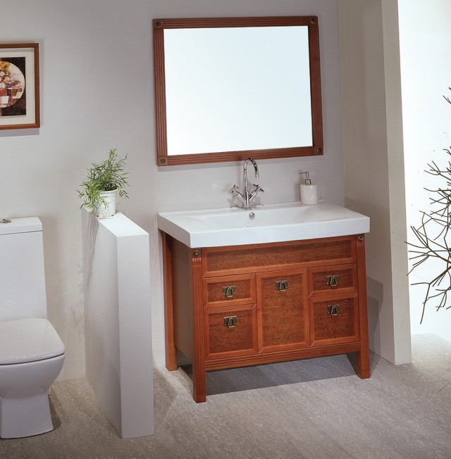 Stand Alone Vanity Mirror