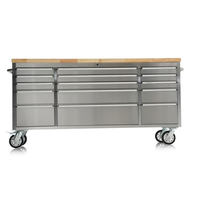 Tool Bench With Drawers