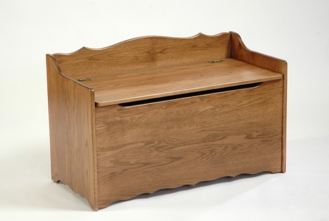 Toy Box Bench Seat Plans