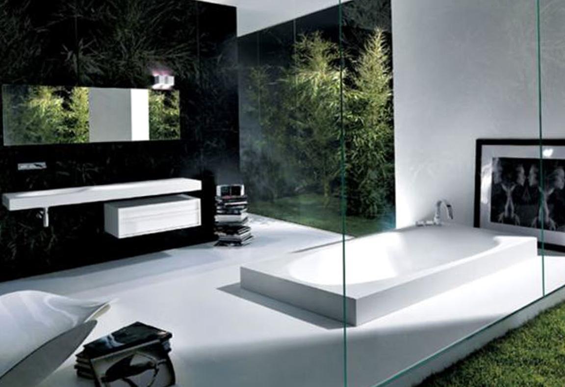 Ultra Modern Bathroom Mirrors