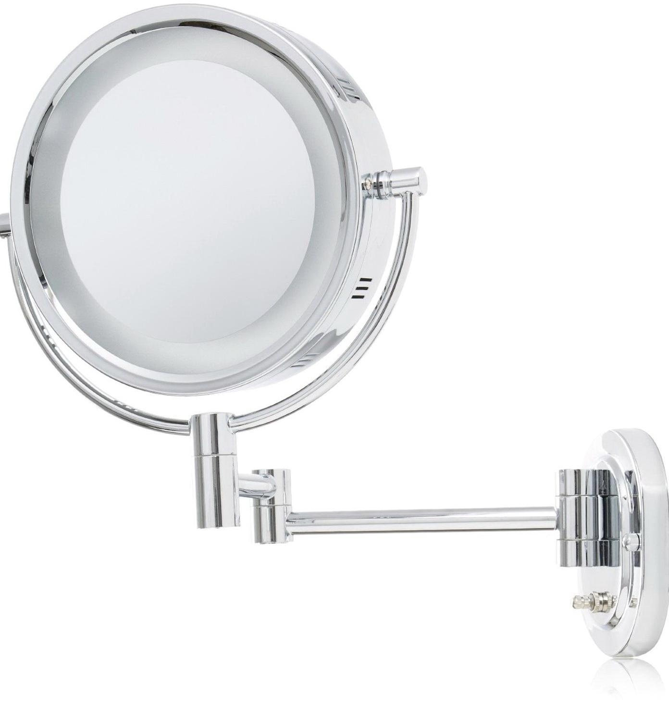 Wall Mount Makeup Mirror 10x
