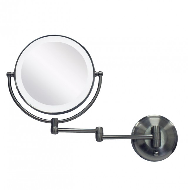 Wall Mount Makeup Mirror 15x