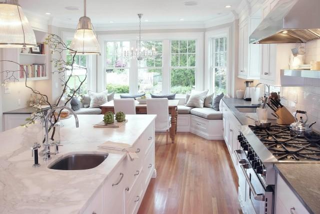 Window Bench Seat Kitchen