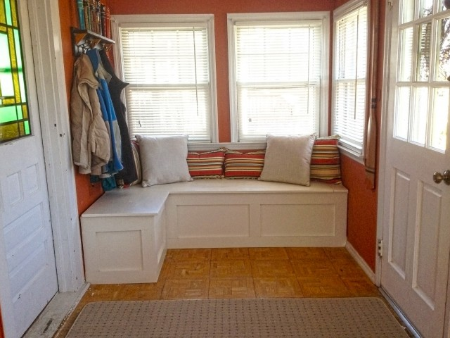 Window Seat Bench With Storage