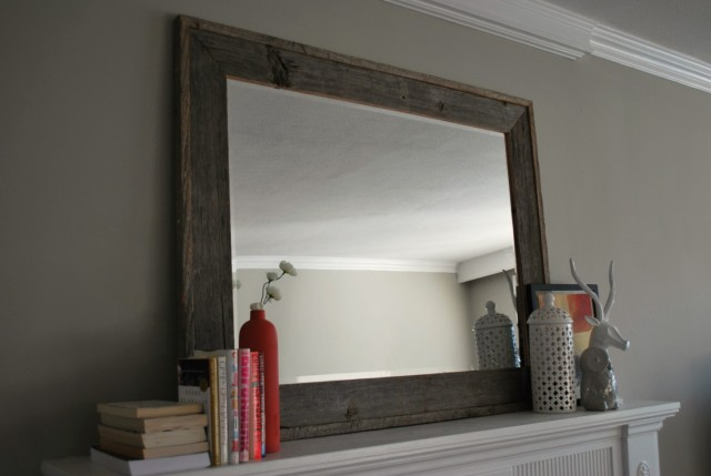Wood Framed Mirrors For Sale