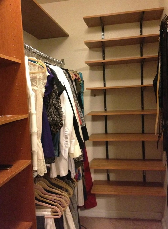 Allen And Roth Closet Ideas