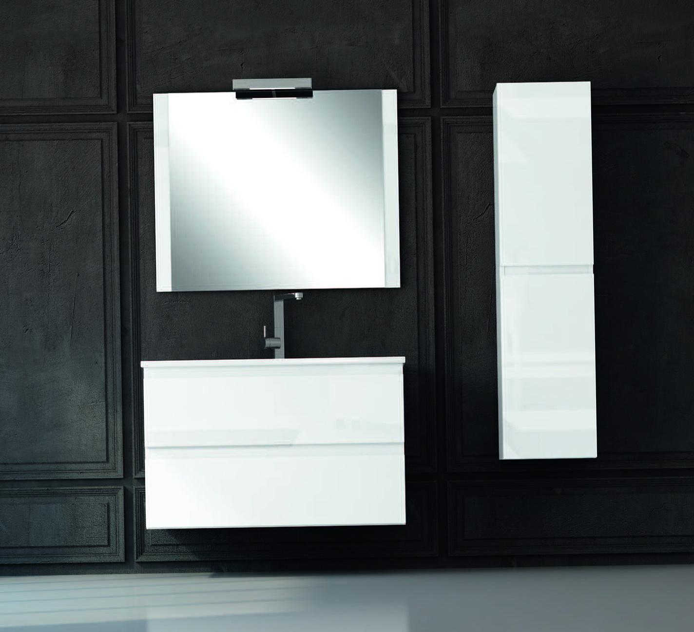 Bathroom Mirrors Contemporary Design