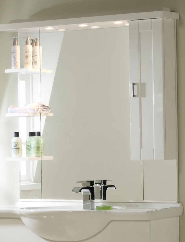 Bathroom Mirrors With Lights And Demister