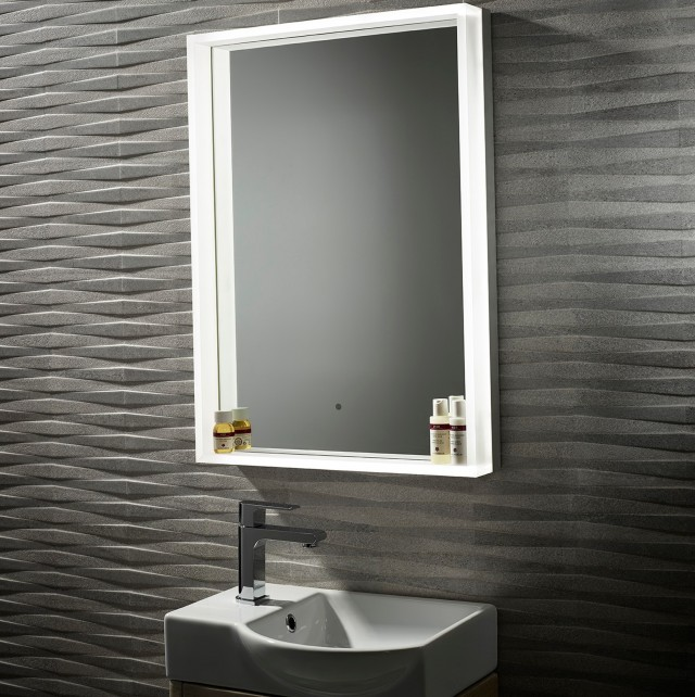 Cheap Illuminated Bathroom Mirrors