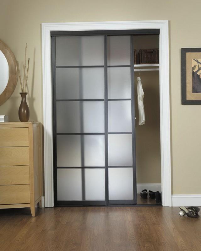 Closet Door Hardware Ideas