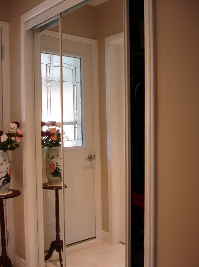 Closet Doors Sliding Mirror
