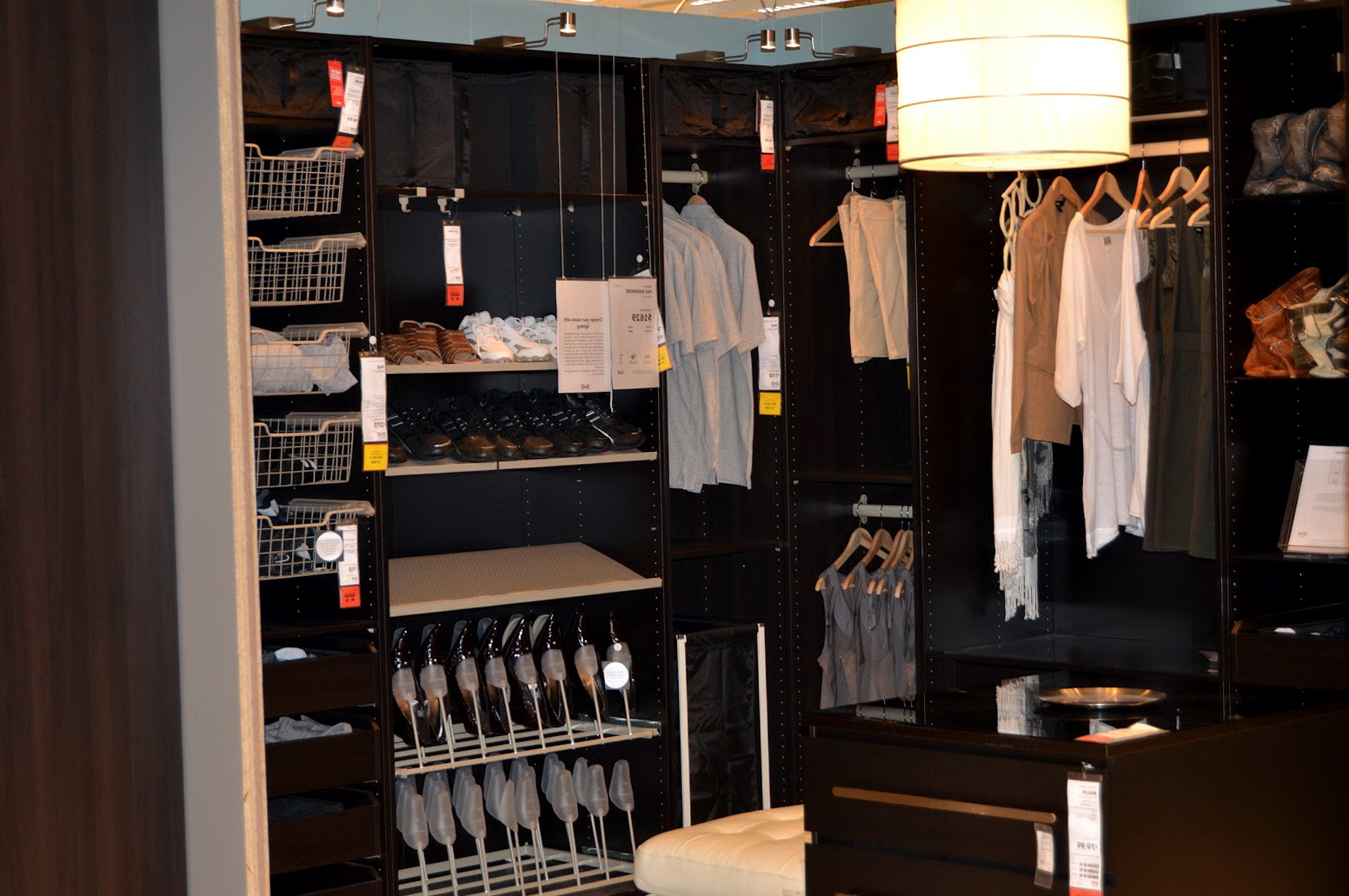 Closet Organization Ideas Ikea