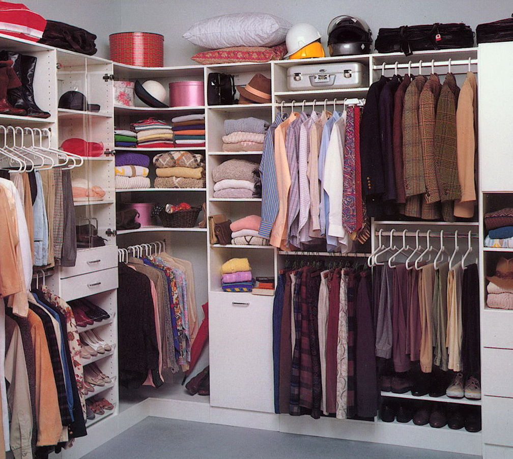 Closet Organizers Ideas Cheap