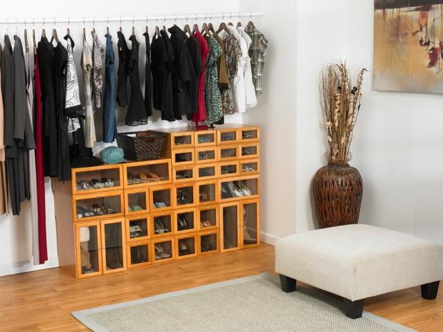 Closet Shoe Organizer Ideas