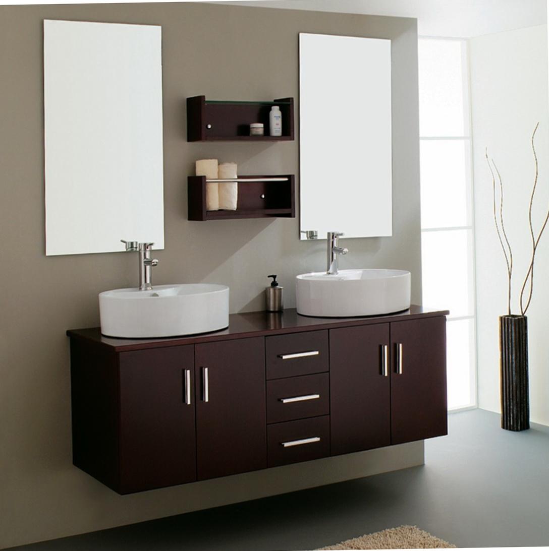 Contemporary Bathroom Vanity Mirrors