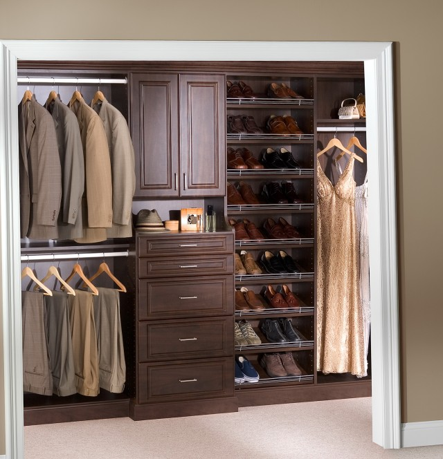 Craft Closet Organization Systems