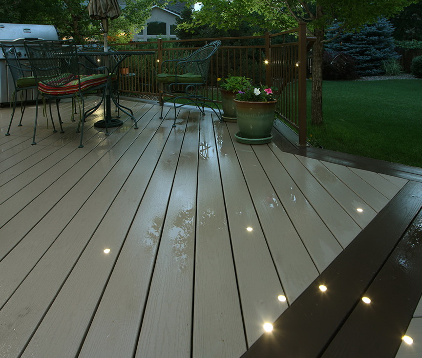 Deck Lighting Kits Canada