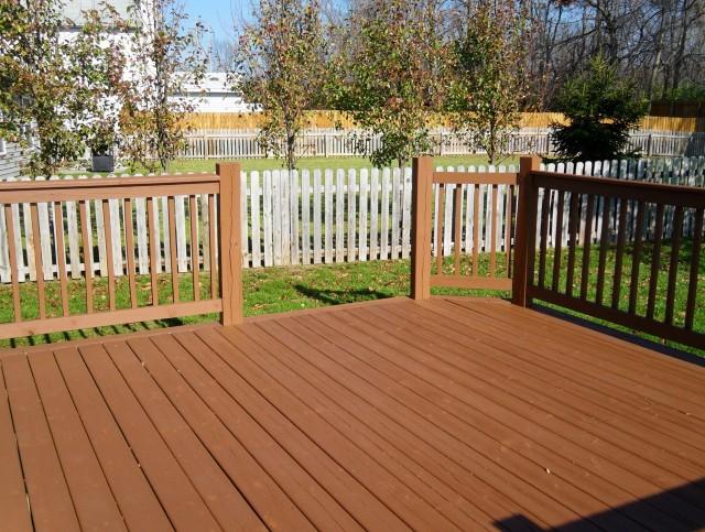 Deck Stain Colors Ideas