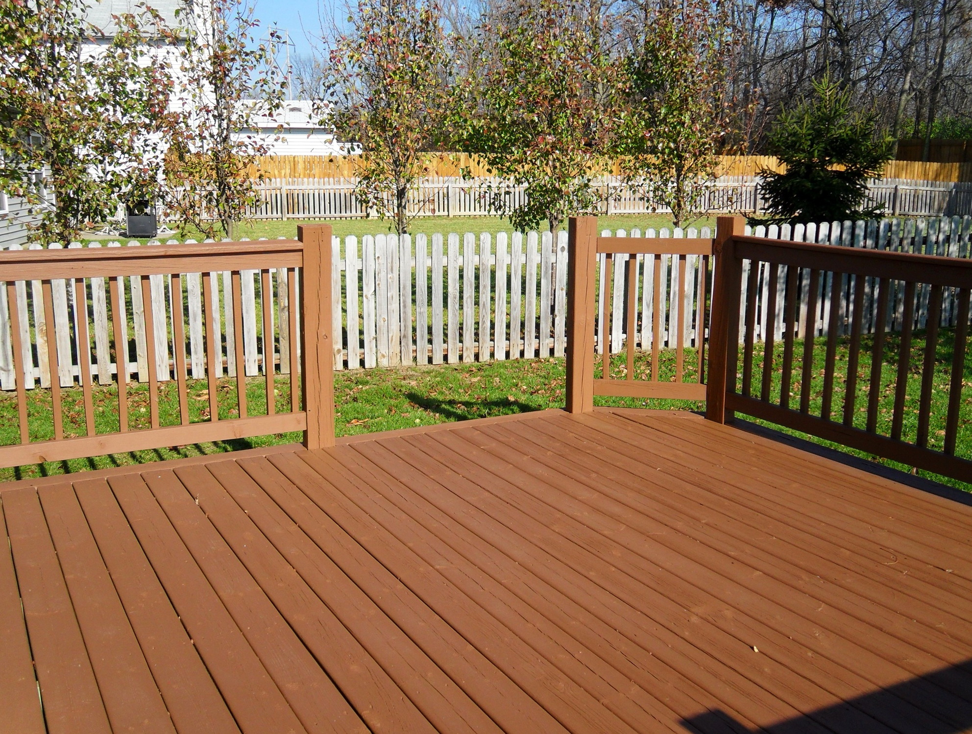Deck Stain Colors Ideas