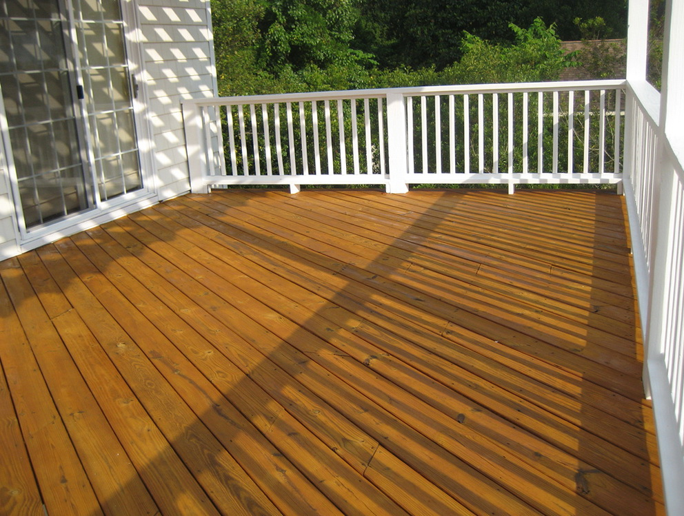 Deck Stain Colors Pictures