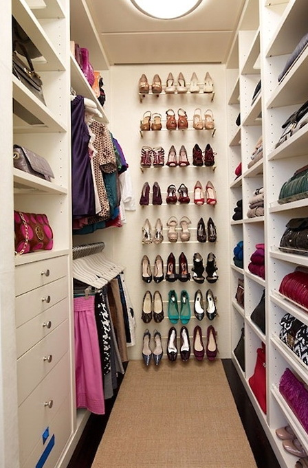 Diy Shoe Racks For Closets