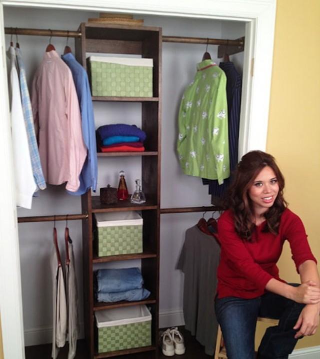 Easy Diy Closet Shelves