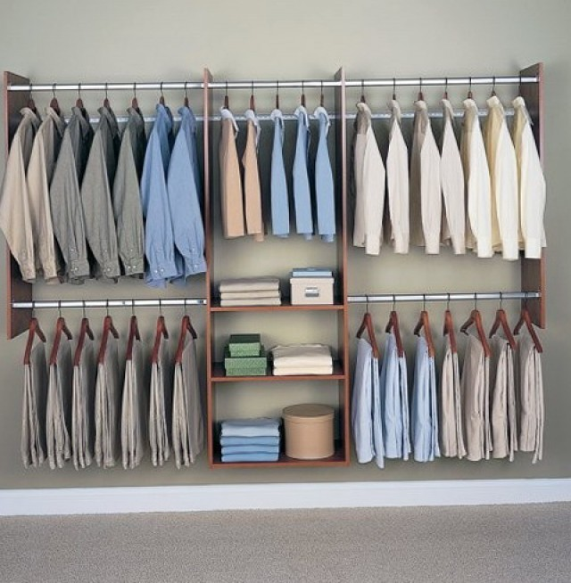 Easy Track Closet Drawers