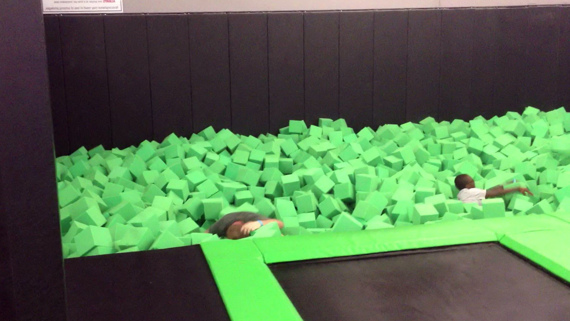 Flight Deck Trampoline Park Fort Worth Tx