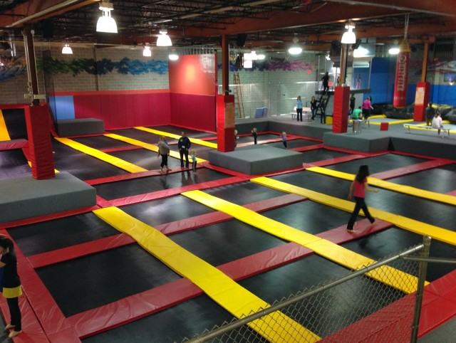 Flight Deck Trampoline Park Prices