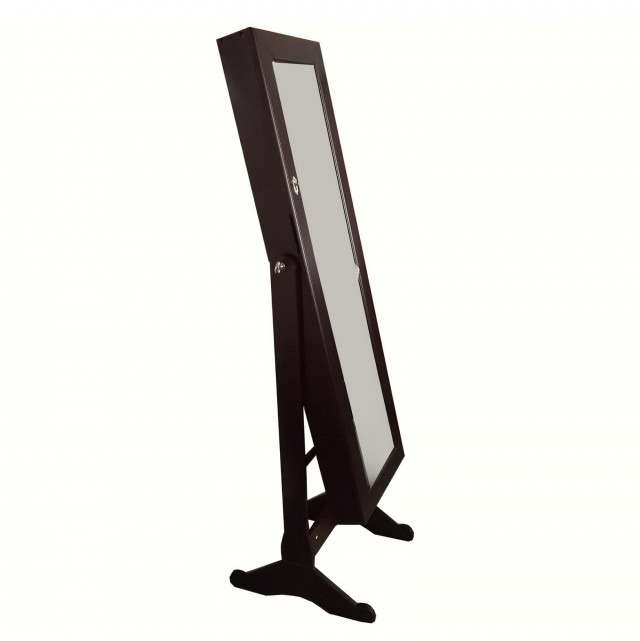 Free Standing Full Length Mirror On Wheels