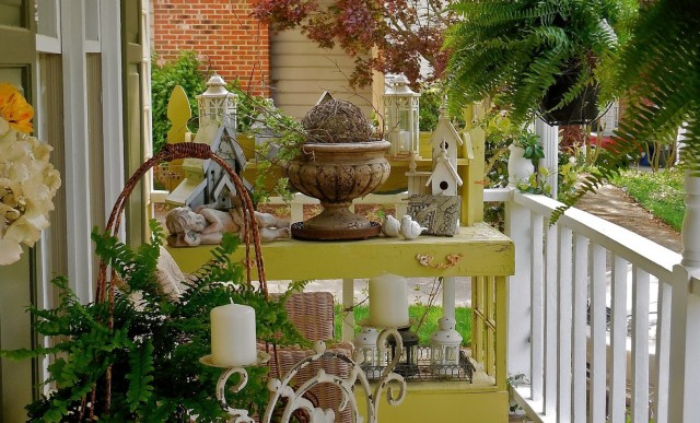 Garden Potting Bench Australia
