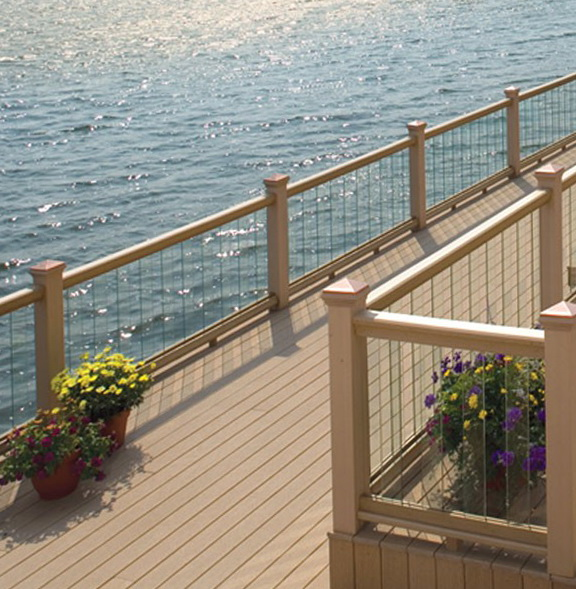 Glass Deck Railing Cost