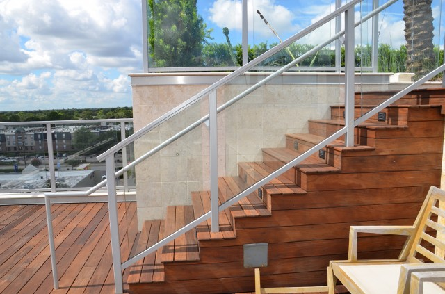 Glass Deck Railing Ideas
