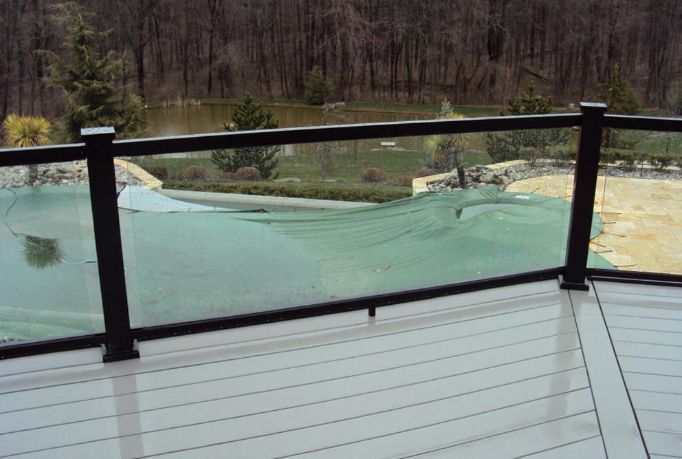 Glass Deck Railing Systems