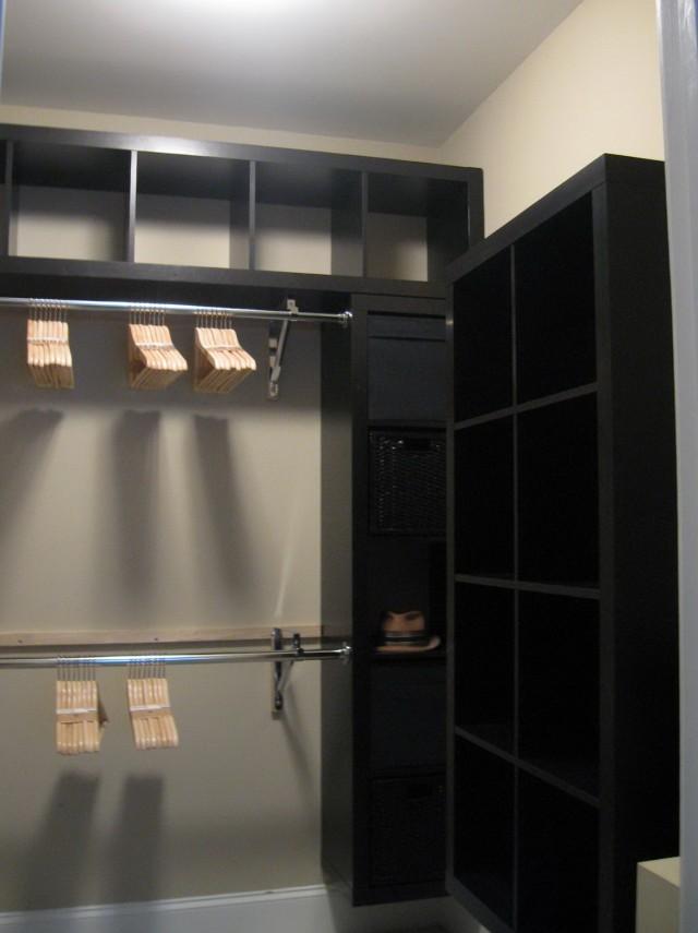 Ikea Closet Organizer Hack