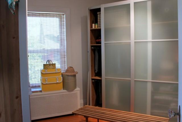 Ikea Closet Storage System