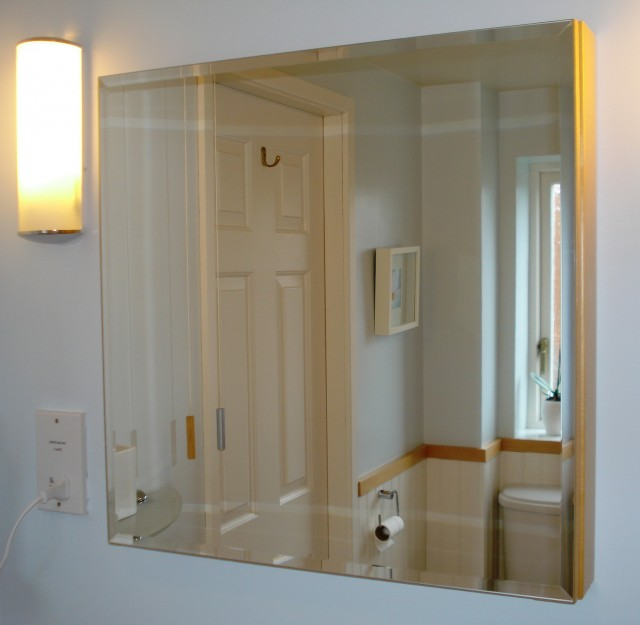 Ikea Lillangen Bathroom Mirror Cabinet