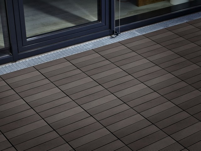 Interlocking Deck Tiles Home Depot
