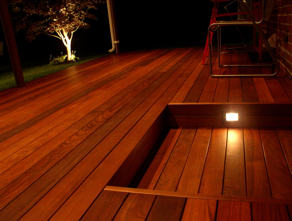 Ipe Wood Decking Colors