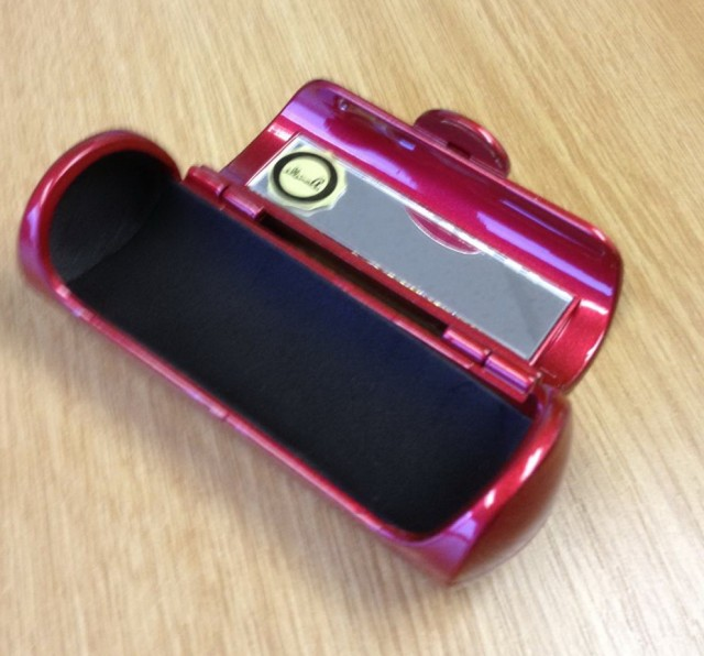 Lipstick Case With Mirror Sephora