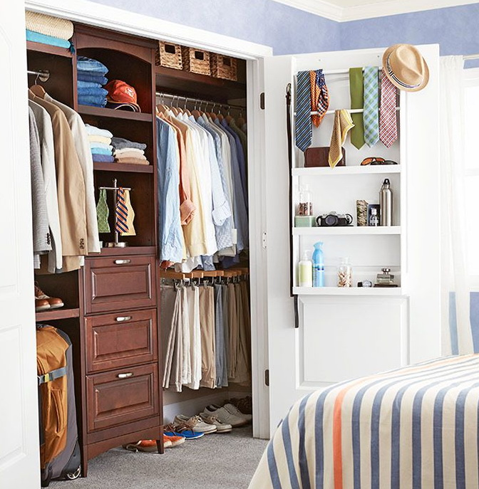 Lowes Allen Roth Closet